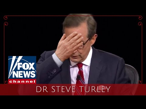 The Colossal Fall of Fox News! - Dr. Steve Turley Must Video