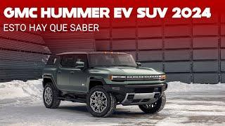 GMC Hummer EV SUV: lo que te gustaba de un Hummer ahora en formato eléctrico | Esto hay que saber