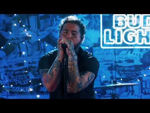 Post Malone - Circles Live New York (Bud Light) 2019