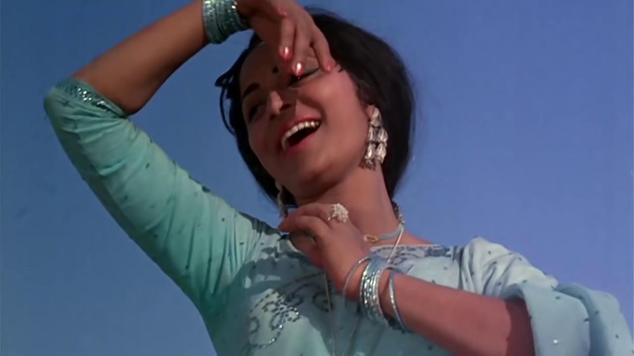Aaj Phir Jeene Ki Tamanna Hai| Lata Mangeshkar Lyrics