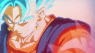 DBS-Goku and Vegeta Fuse! The Birth of Vegito Blue! Ep 66 HD Sub 1080p