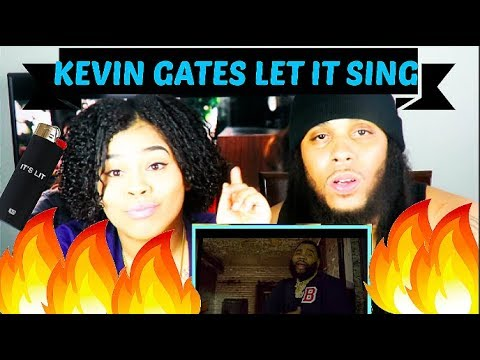Kevin Gates - Let It Sing [Official Music Video] REACTION!! mp3