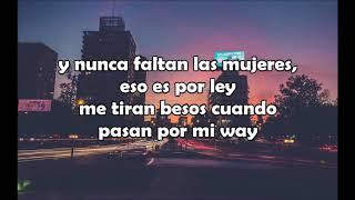 Alejandro Sanz, Nicky Jam - Back In The City (Letra)