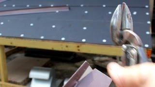 Roofing - Dripedge Installation Walkthrough