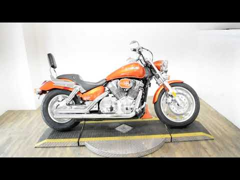 2004 Honda VTX 1300C in Wauconda, Illinois - Video 1