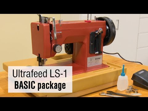 Sailrite Ultrafeed LS40 BASIC 40400V Walking Foot Sewing Machine Delectable Sailrite Ultrafeed Lsz 1 Plus Walking Foot Sewing Machine