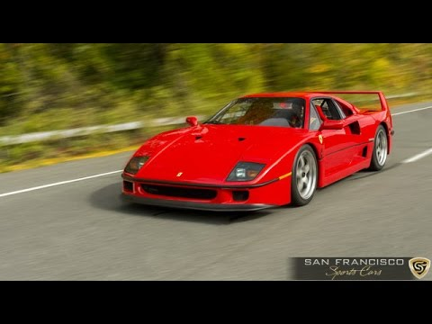 1990 Ferrari F40 for Sale - CC-1016583