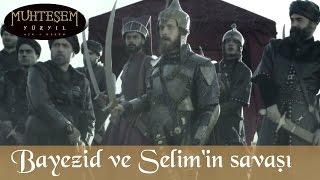 Şehzade Bayezid ve Selim'in Savaşı - Muhteşem Yüzyıl 137.Bölüm
