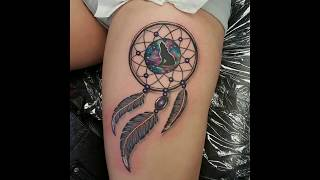 Amazing Dream Catcher Tattoos Of All Time.