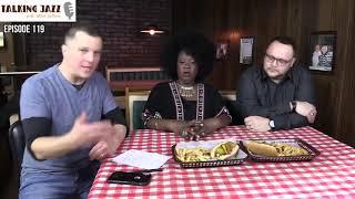 TALKING JAZZ EPISODE 119:  Michele Thomas and Jeff Hedberg
