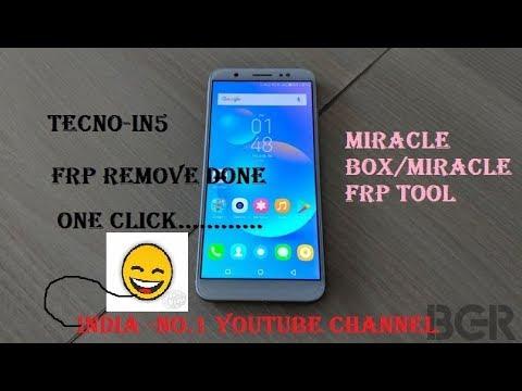 Tecno IN5 Frp Remove & Flashing done - смотреть онлайн на