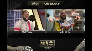 Flash It Forward: Devlin Carter's Fashion Line 'Somewhere In America' | NBA on TNT Tuesday