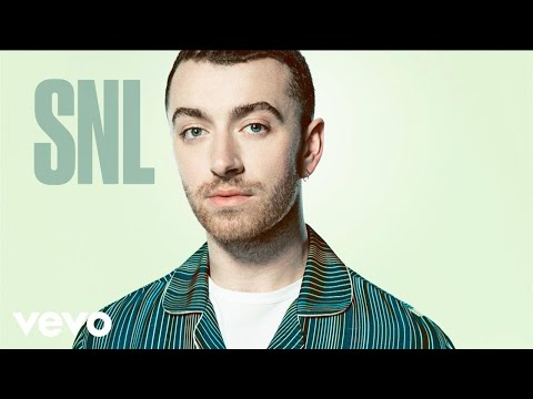 Sam Smith - Too Good At Goodbyes (Live on SNL)