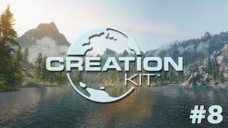Skyrim Creation Kit Tutorial #8 - Новая магия вызов персонажа