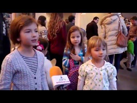 """Новогодний спектакль для детей """"Василиса Прекрасная"""""""