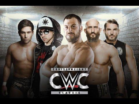 WWE Cruiserweight Classic 2016 [BEST]