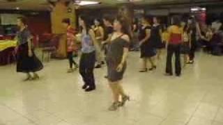 Taipoo LD Party @ 23.7.11 BOARDWALK TIME ( Irene Groundwater )& CAPRI CHA CHA. ( Mary Frances Chua )