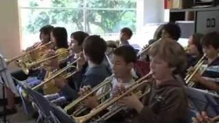 Orchestra Kids 2011: The Sectional Rehearsals
