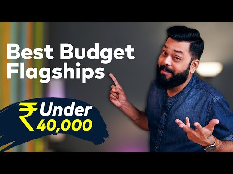 TOP 5 BEST BUDGET FLAGSHIP PHONES UNDER 40000 BUDGET ⚡⚡⚡ January 2020