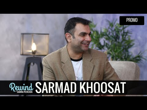 Sarmad Khoosat Shares Intimate Secrets on Rewind with Samina Peerzada | Humsafar | Manto | Promo