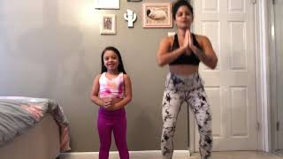 Kids Friendly Workout