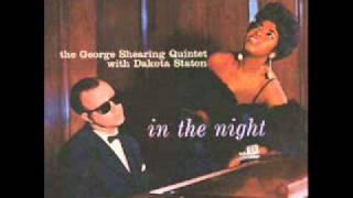 George Shearing Quintet / Dakota Staton - In The Night