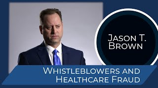 How to Blow the Whistle on Healthcare Fraud (Before You Go Down With the Sh