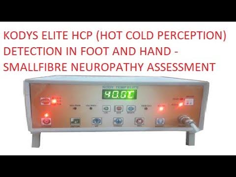 Kodys HCP-Elite Diabetic Neuropathy Diagnosis
