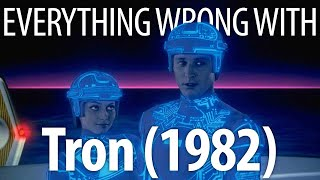 Everything Wrong With Tron In 17 Minutes Or Less
