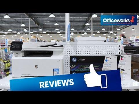 HP LaserJet Pro Colour MFC Printer M281FDW Overview