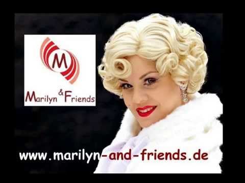 Melina Schmoll - Marilyn & Friends, Tina Turner , Lina Diva / Tribute singer video preview