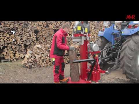 AMR Vogesenblitz - Profi Holzspalter 17 Tonnen (VPE17)