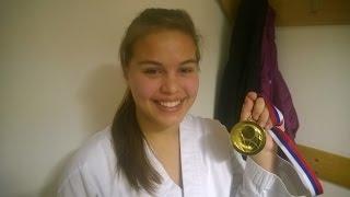 preview picture of video 'MSR 2014 Taekwondo - Rožňava'