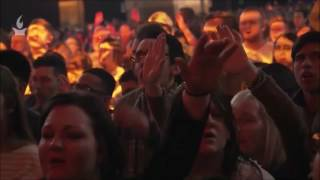 Jon Thurlow One Thing 2016 (with Todd White) - ANOINTED, POWERFUL!