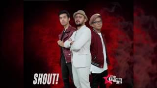 SHOUT!   Singkong Dan Keju X Hujan Gerimis Audio   The Remix NET 2016   YouTube