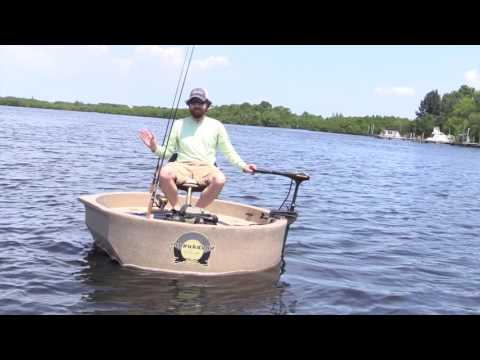 "Roundabout Boat ""The Round Fishing Boat"" REVIEW"