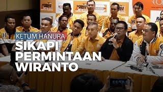 OSO Sikapi Permintaan Wiranto agar Dirinya Mundur dari Kursi Ketua Umum Hanura