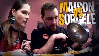 Lasagne recette maison vs plat surgelé, que va préférer Valouzz ? #2 ❄️