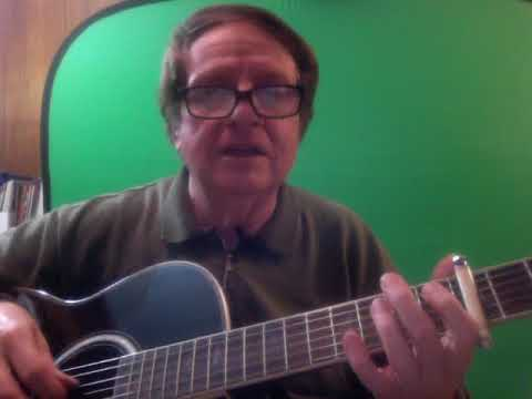Finger Style Guitar. This is a cover of The Circle Game, a Joni Mitchell song.