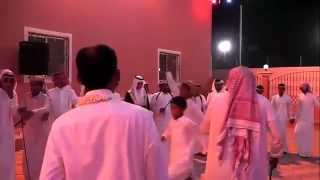 حسن الشاعر ودمة اعتذار عن التأخير في حفل زفاف البرهجي