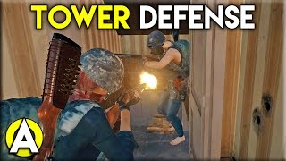 Tower Defense - PLAYERUNKNOWN