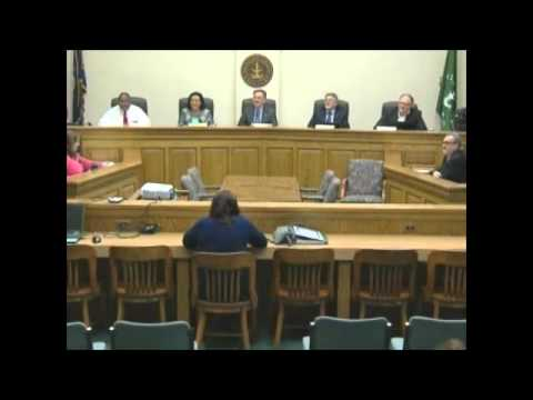 5/7/13 Board of Commissioners Regular Session