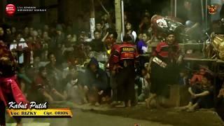 SAMBOYO PUTRO - KABUT PUTIH Cover Voc RIZKY Live Cengkok Ngronggot