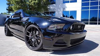 2014 Mustang GT // Review!
