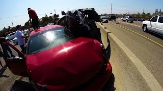 Crazy Multi-Vehicle Accident - Episode 8