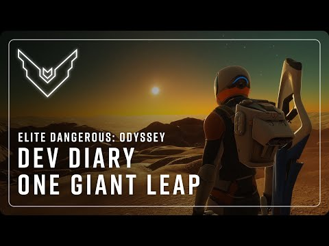Elite Dangerous: Odyssey - New Dev Diary Teases Planet Exploration on Foot