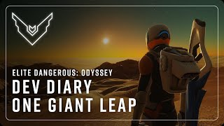 The Road to Odyssey Part 1 - One Giant Leap