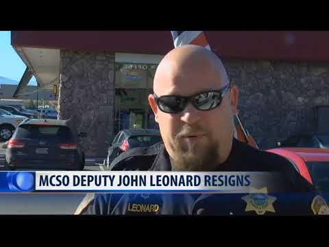 Deputy resigns after investigation involving