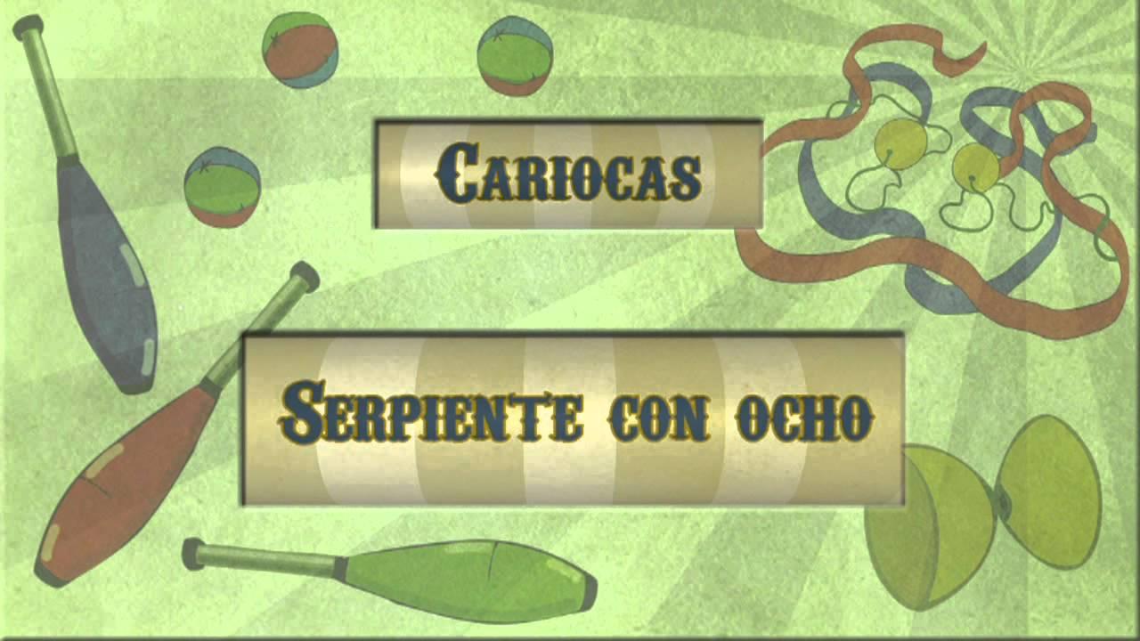Archi malabares cariocas: serpiente con ocho.