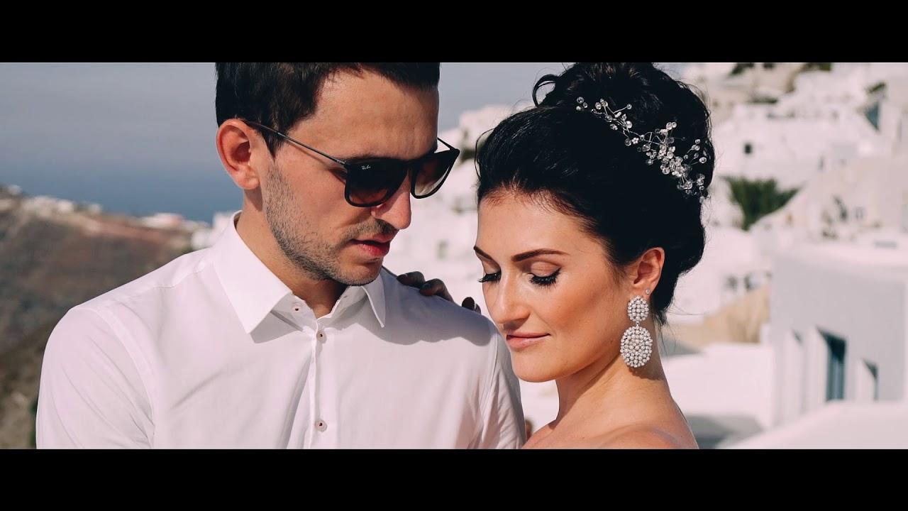 Портфолио свадьбы в Греции - Яна и Денис - Фото 1